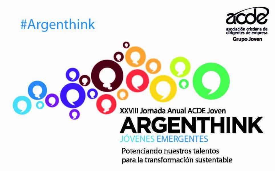 """ArgenThink 2019, la jornada de ACDE Joven para la """"transformación sustentable"""""""